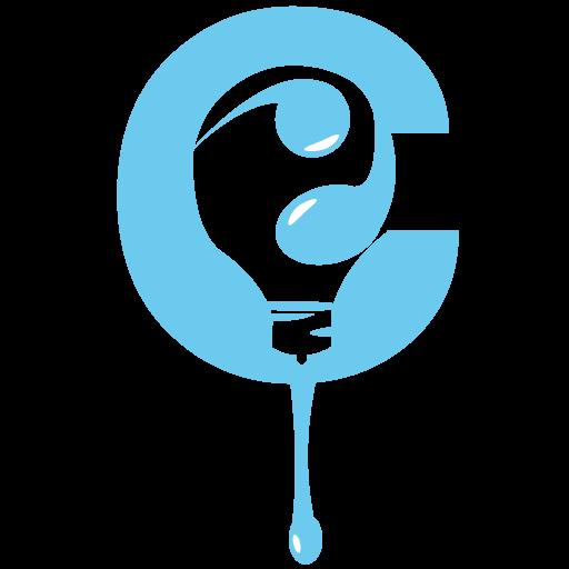 logo-calypso-pierron-flatdesign